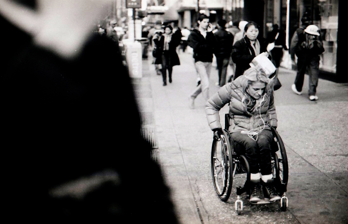 Emotional labour is a significant part of the unpaid work 'unemployed' disabled women do