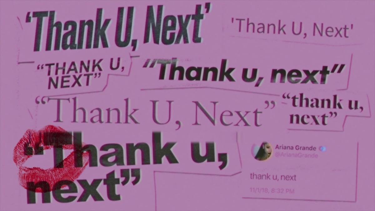 The quiet vulnerability of 'thank u, next'